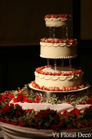 ケーキ装花_b0113510_2240411.jpg
