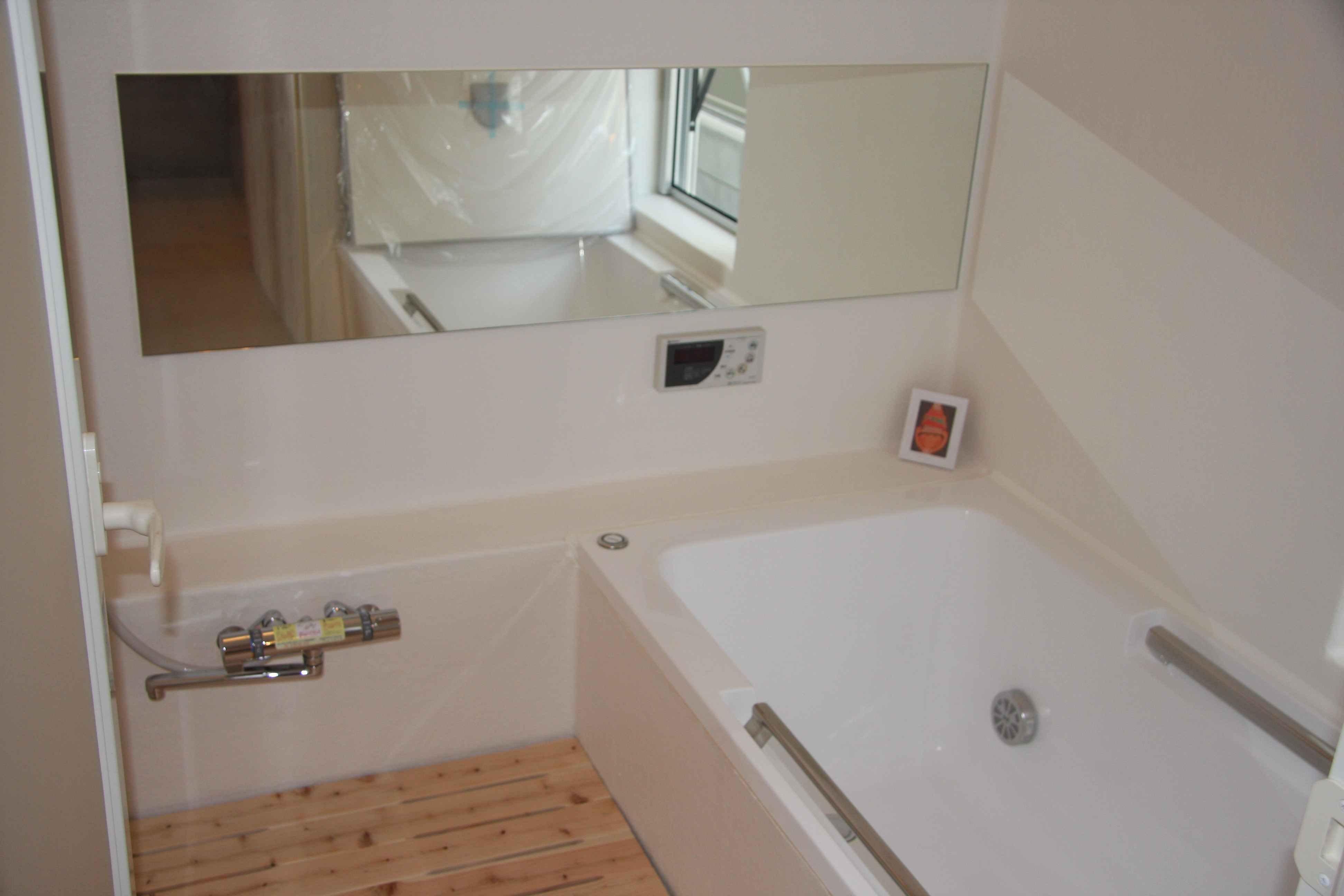 浴室 Frp防水 仕上げ