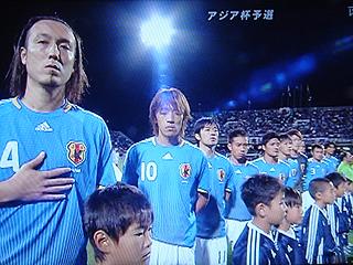 日本×香港 AFCアジアカップ2011カタール最終予選_c0025217_0253231.jpg