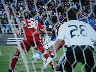 日本×香港 AFCアジアカップ2011カタール最終予選_c0025217_0254927.jpg