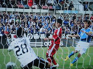 日本×香港 AFCアジアカップ2011カタール最終予選_c0025217_0255593.jpg