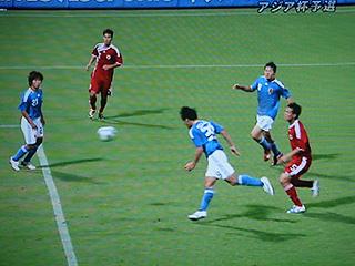日本×香港 AFCアジアカップ2011カタール最終予選_c0025217_0261183.jpg