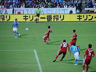 日本×香港 AFCアジアカップ2011カタール最終予選_c0025217_0262550.jpg