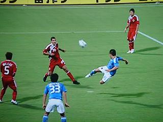 日本×香港 AFCアジアカップ2011カタール最終予選_c0025217_0263214.jpg