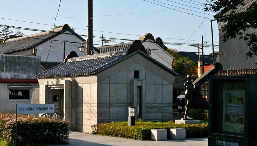 建物の高さ 軒の高さ 栃木市 とちぎ蔵の街美術館2 _e0127948_12271549.jpg