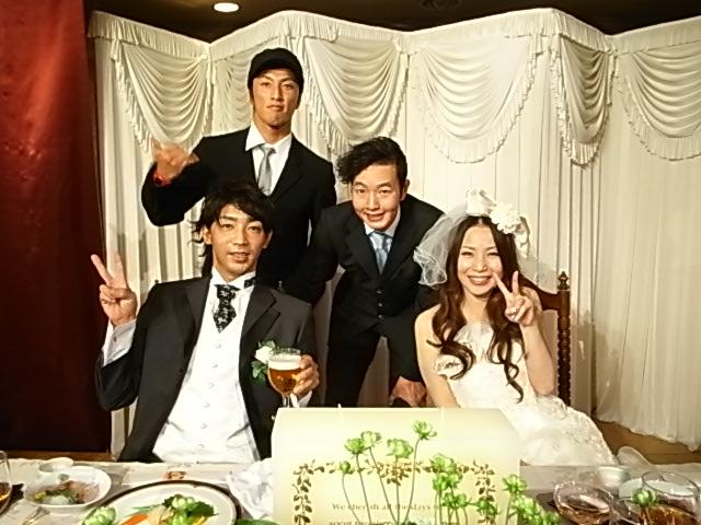 結婚式 名寄 _e0173533_1747403.jpg