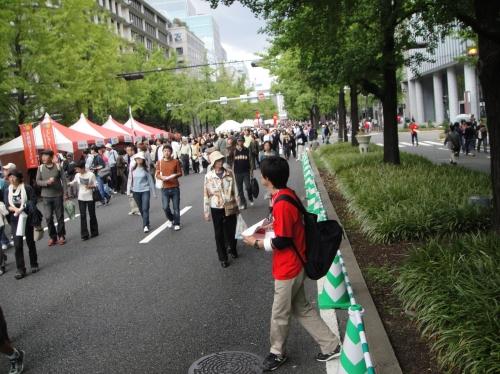 御堂筋kappo2009に出展_c0108460_20373397.jpg