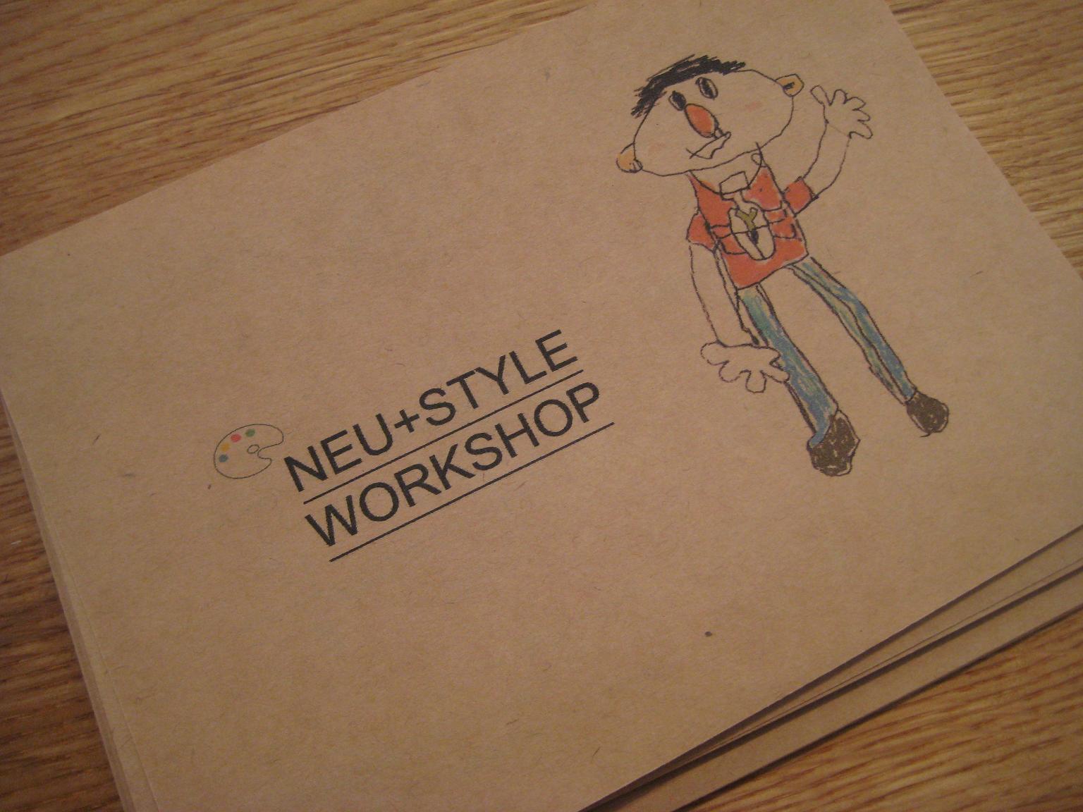 WORK SHOP @ NEU+STYLE_c0146581_1422162.jpg