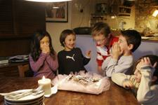 7歳のお誕生会スナップ_f0106597_18552624.jpg