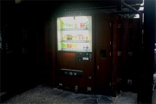 岐阜市河原町の町並みと自動販売機2_a0003909_2259792.jpg