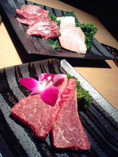 パシフィコと、お肉。_d0101514_21463211.jpg