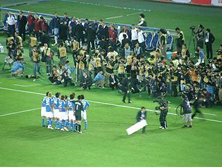 日本×スコットランド キリンチャレンジカップ2009_c0025217_15142060.jpg