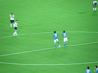 日本×スコットランド キリンチャレンジカップ2009_c0025217_15144482.jpg