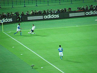 日本×スコットランド キリンチャレンジカップ2009_c0025217_15145950.jpg