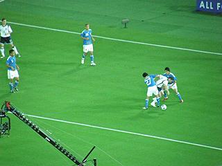日本×スコットランド キリンチャレンジカップ2009_c0025217_1515228.jpg
