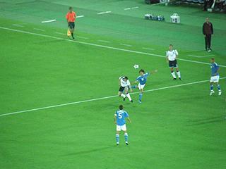 日本×スコットランド キリンチャレンジカップ2009_c0025217_15154036.jpg