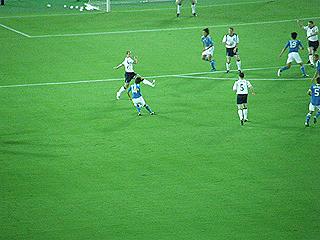日本×スコットランド キリンチャレンジカップ2009_c0025217_15155110.jpg