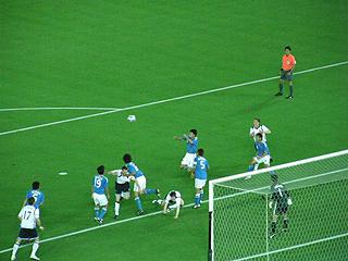 日本×スコットランド キリンチャレンジカップ2009_c0025217_1516167.jpg