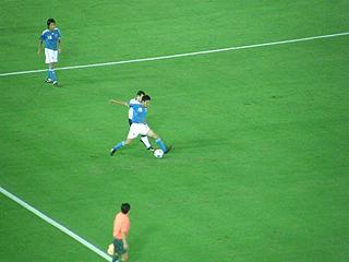 日本×スコットランド キリンチャレンジカップ2009_c0025217_15162943.jpg