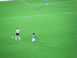 日本×スコットランド キリンチャレンジカップ2009_c0025217_1516850.jpg