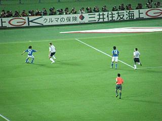 日本×スコットランド キリンチャレンジカップ2009_c0025217_15172327.jpg