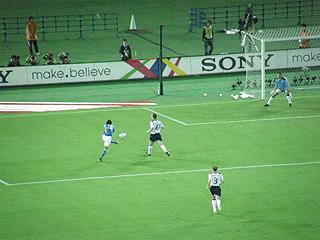 日本×スコットランド キリンチャレンジカップ2009_c0025217_15172958.jpg