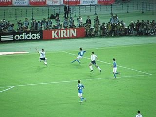 日本×スコットランド キリンチャレンジカップ2009_c0025217_15173939.jpg