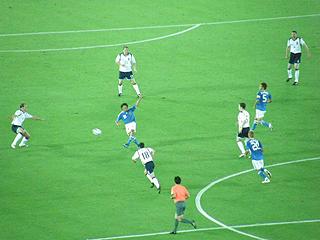 日本×スコットランド キリンチャレンジカップ2009_c0025217_1517458.jpg