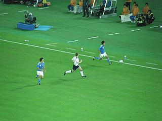 日本×スコットランド キリンチャレンジカップ2009_c0025217_15192493.jpg