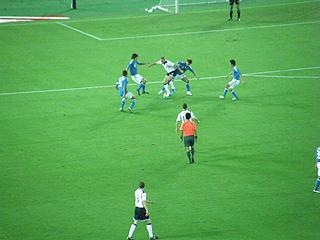 日本×スコットランド キリンチャレンジカップ2009_c0025217_15194258.jpg