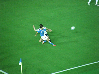 日本×スコットランド キリンチャレンジカップ2009_c0025217_15195858.jpg