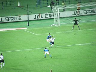 日本×スコットランド キリンチャレンジカップ2009_c0025217_1521049.jpg
