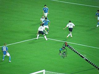 日本×スコットランド キリンチャレンジカップ2009_c0025217_1521492.jpg