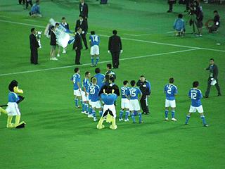 日本×スコットランド キリンチャレンジカップ2009_c0025217_15231319.jpg