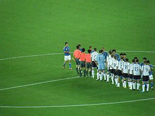 日本×スコットランド キリンチャレンジカップ2009_c0025217_1523731.jpg