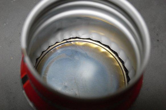 Carbon-Felt wick Alcohol Stove / カーボンフェルト芯アルコールストーブ_e0024555_22362919.jpg