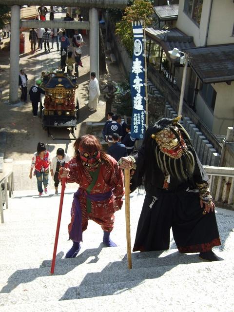 熊野神社秋季例大祭 例大祭_b0095061_11551222.jpg