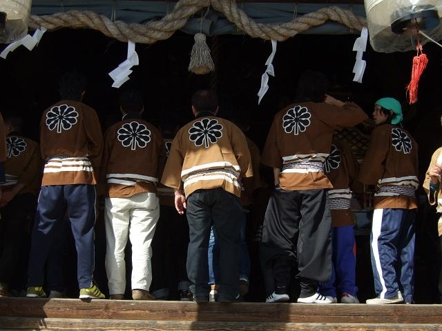 熊野神社秋季例大祭 例大祭_b0095061_11565468.jpg