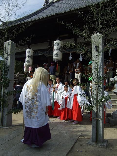 熊野神社秋季例大祭 例大祭_b0095061_11592742.jpg