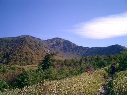 紅葉の大日岳 いきました_b0151262_21272661.jpg