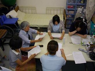 定例研修(2009年 9月)_f0170586_14224212.jpg