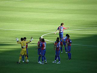 FC東京×カマタマーレ讃岐 天皇杯2回戦_c0025217_0334245.jpg