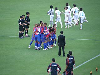 FC東京×カマタマーレ讃岐 天皇杯2回戦_c0025217_033969.jpg