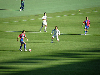 FC東京×カマタマーレ讃岐 天皇杯2回戦_c0025217_0342358.jpg