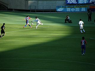 FC東京×カマタマーレ讃岐 天皇杯2回戦_c0025217_0343216.jpg
