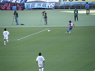 FC東京×カマタマーレ讃岐 天皇杯2回戦_c0025217_0343829.jpg