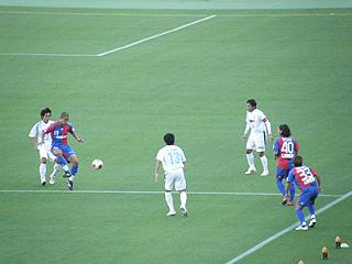 FC東京×カマタマーレ讃岐 天皇杯2回戦_c0025217_034547.jpg