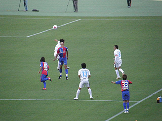 FC東京×カマタマーレ讃岐 天皇杯2回戦_c0025217_0351312.jpg