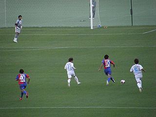 FC東京×カマタマーレ讃岐 天皇杯2回戦_c0025217_0352240.jpg