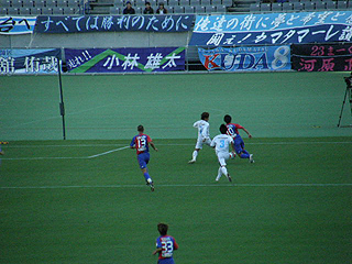 FC東京×カマタマーレ讃岐 天皇杯2回戦_c0025217_0352866.jpg